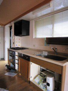 リフォーム前キッチンの写真