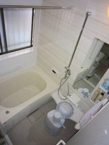 お風呂リフォーム後の写真