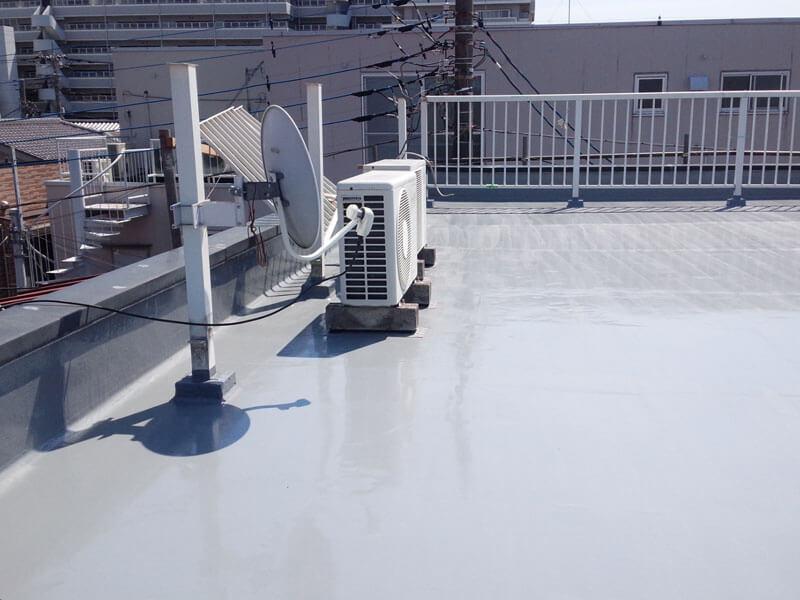屋根の断熱・防水リフォーム(埼玉県川口市)