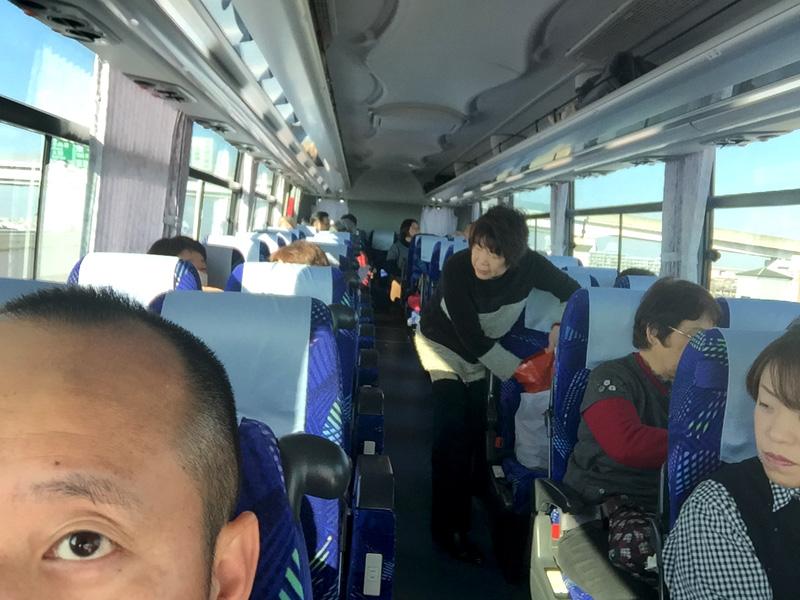 【開催レポート】1月31日(日)バスツアー