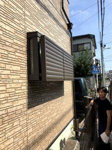 窓には遮熱用のサッシを設置